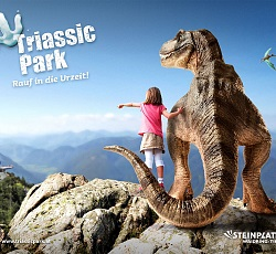 Triassic Park in Waidring